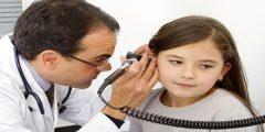 آلام الأذن عند الأطفال