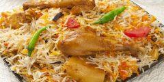 طبخات رز بالدجاج بمكونات سهلة وخطوات بسيطة