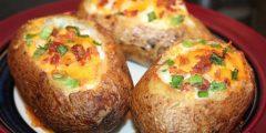 كيفية طبخ البطاطس بطرق مختلفة