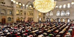 مظاهر الاحتفال بالعيد في تركيا