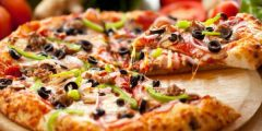 طريقة عمل البيتزا الإيطالية